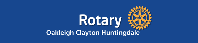 Rotary Club of Oakleigh Clayton Huntingdale